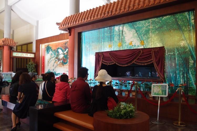 可透过短片,细细观赏及了解有关闽南人文化的故事背景。