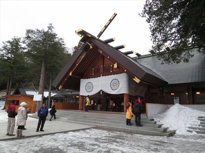 北海道神宫,是北海道最具代表性的神宫。