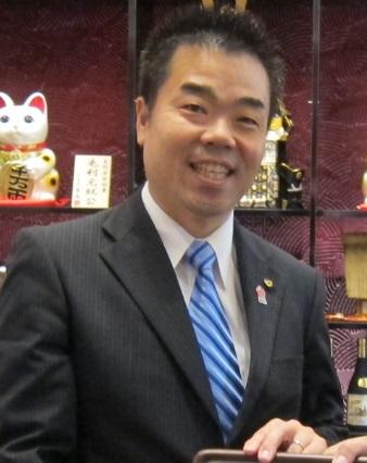三日月大造:希望有机会让更多友族同胞一同发掘滋贺县旅游的魅力。
