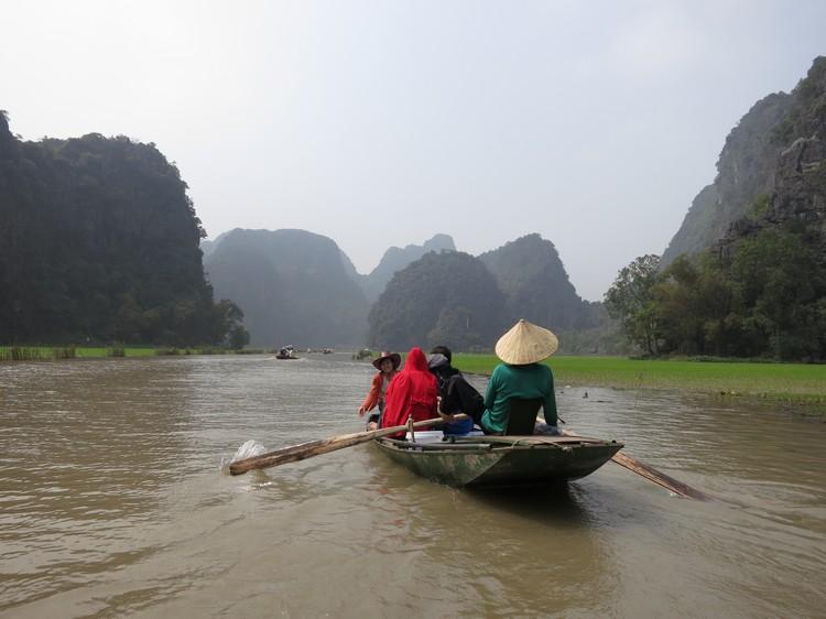 感受越南的山水风情吧!