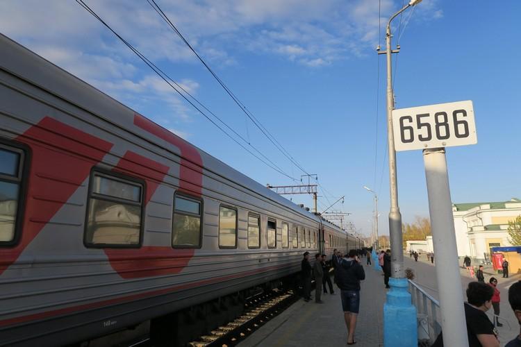 马不停蹄奔跑了3天3夜,我们还有6586公里才会抵达莫斯科。
