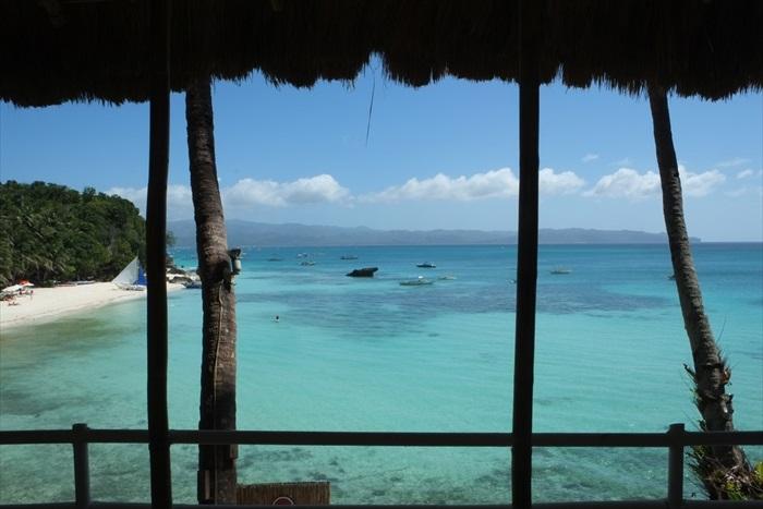 水疗馆的无敌大海景,舒服的视觉享受啊!