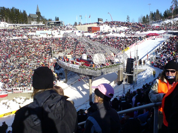 Holmekollen FIS Cup