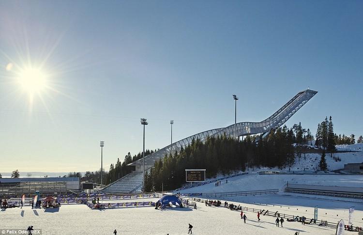 Holmenkollen Skifestival3