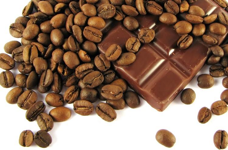 当咖啡遇见巧克力