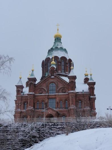 乌斯别斯大教堂(Uspenski Orthodox Cathedral)