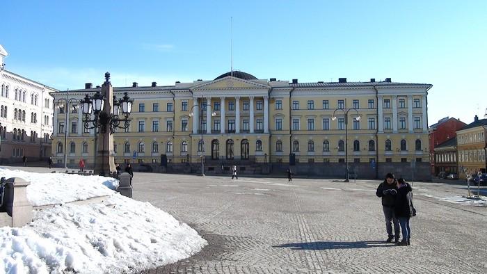 政府宫(Government Palace)