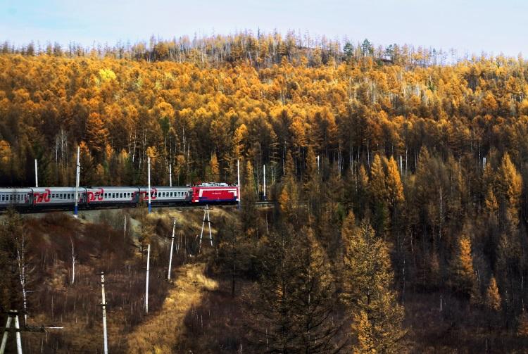 泛西伯利亚铁路之旅(下篇) ‧ 1个旅程多国文化