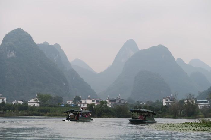 桂林世外桃源;获奖无数的自然生态景观。