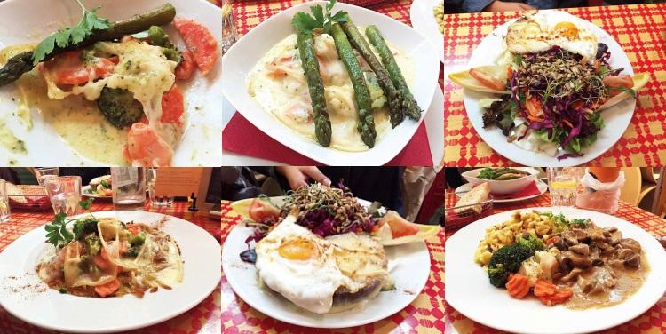 food in bern