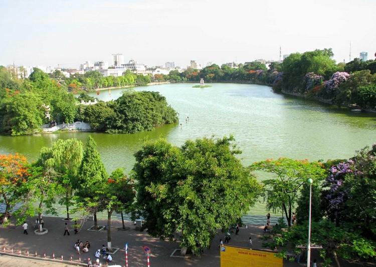 huan jian lake