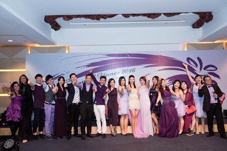 紫组(晚宴筹委)