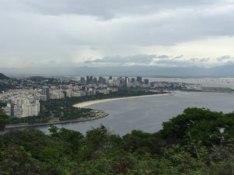 可俯瞰瓜纳巴拉湾
