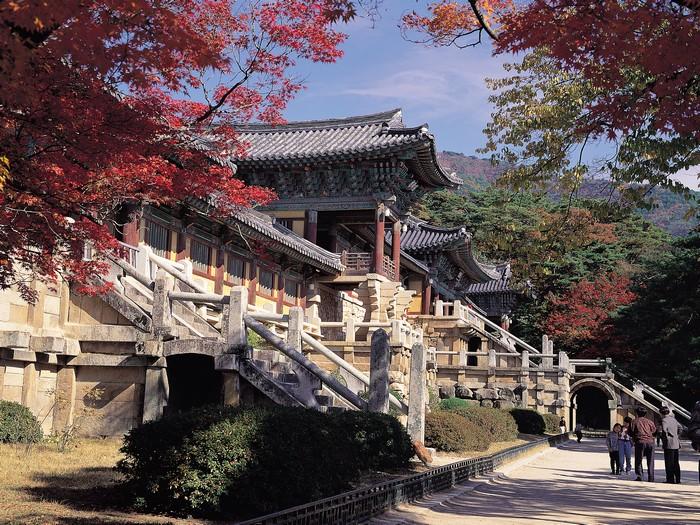 佛国寺 Bulguksa Temple (3)