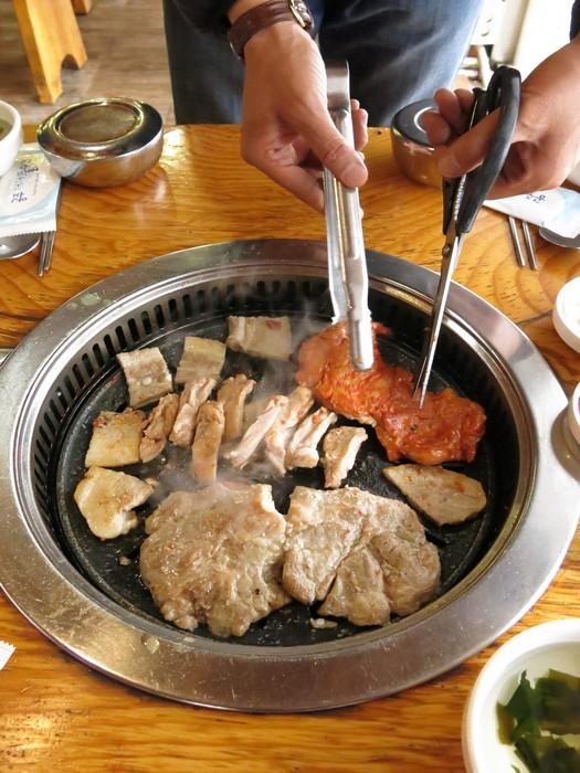 碳烤猪肉 Charcoal Pork BBQ