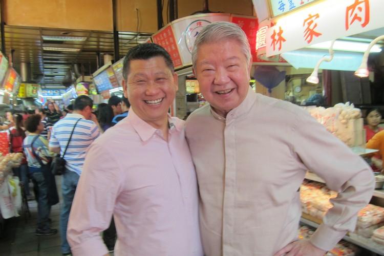 """2 0 1 4年3月,""""李所当澜""""第二站到台湾,带着 旅友们穿梭宝岛寻美食。"""