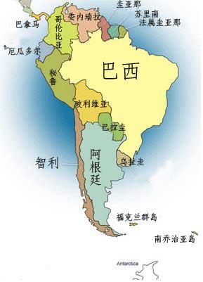 南美洲哥伦比亚_南美洲经典之最 巴西 - Apple 101°