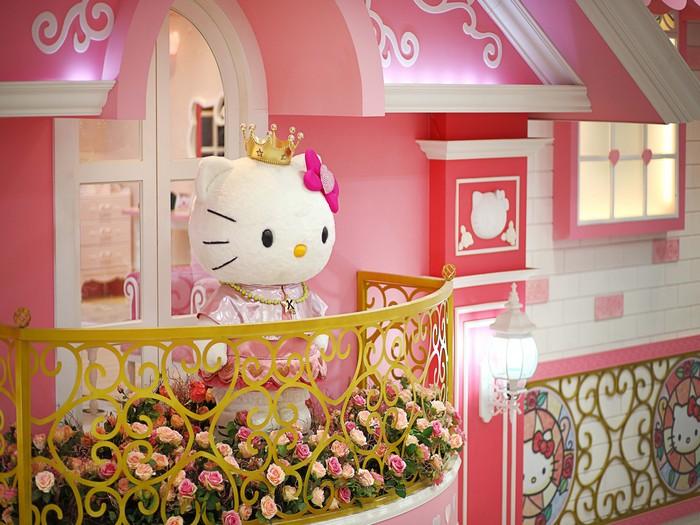 Hello Kitty 馆 Hello Kitty Island