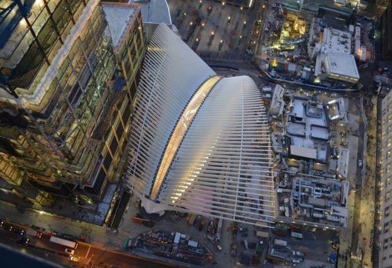 World Trade Center transportation hub1