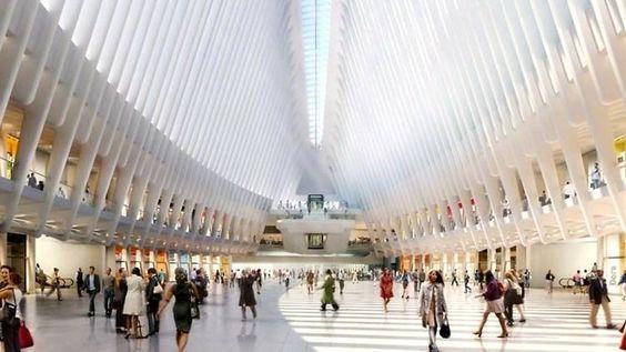 World Trade Center transportation hub2