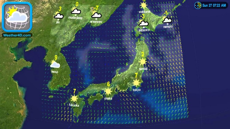 japan weather