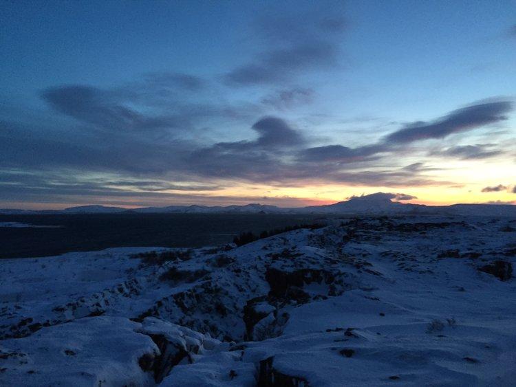 此景并非只能在国家地理频道看见喔,快到冰岛吧!