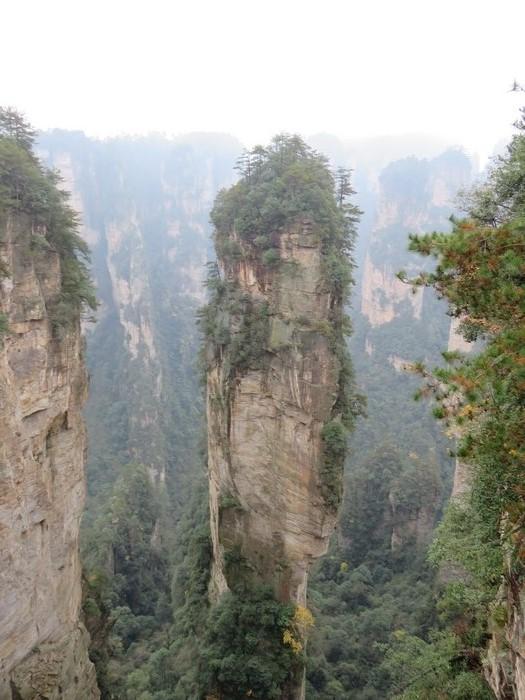 超现实景观,可不是哪里都可以看到。