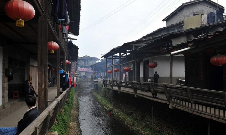 下梅村即景(一)