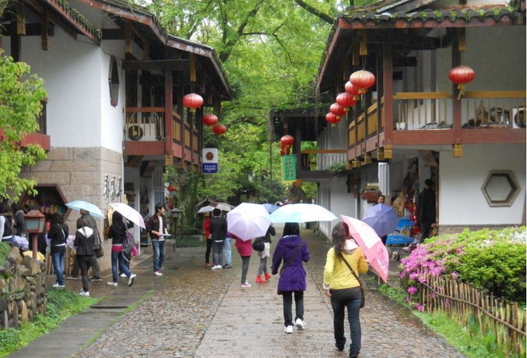 song dynasty street