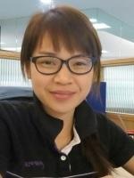 蘋果亚洲柜台销售部执行员 Tracy Tan