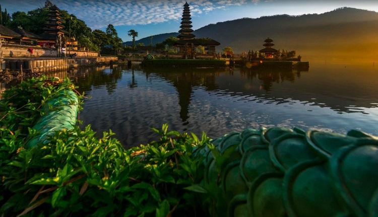 5) Bali