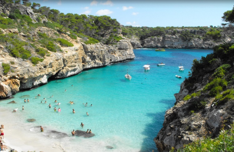 6) Majorca Balearic Islands