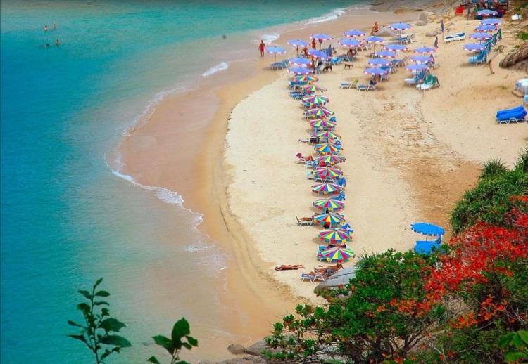 8) Phuket Thailand