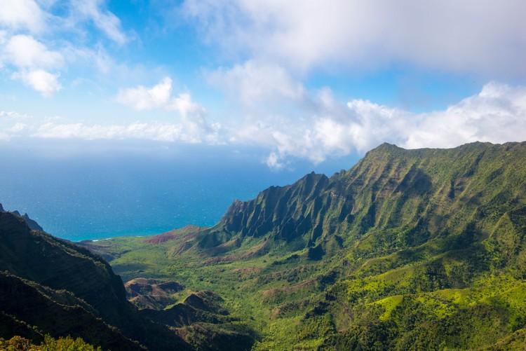 壮丽的可爱岛景致尽收眼帘!