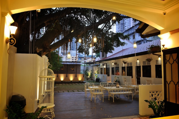 The Yard Boutique Hotel(一)