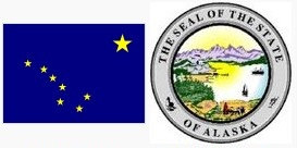 alaska state flag