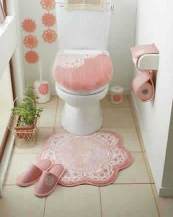日本居家的厕所,还有饰品摆设,让人怎么不爱!