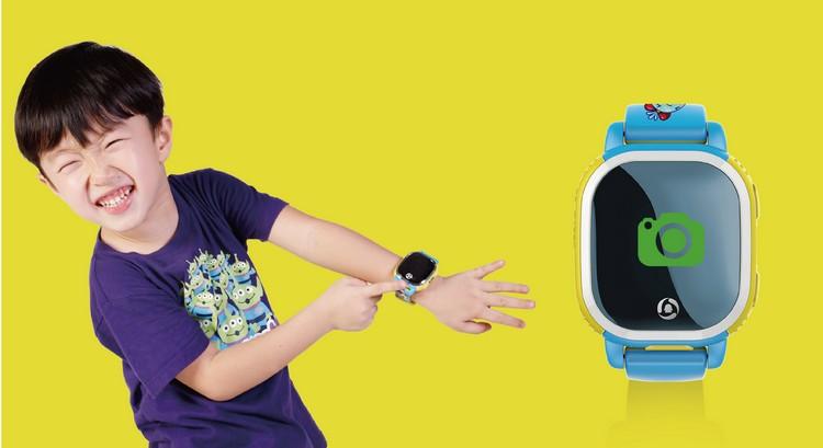 除了具备手表的实用性功能,腾讯QQ儿童手表更具有安全监护的作用。