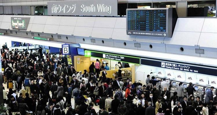 """东京羽田机场是""""全球最佳国内机场"""",也是安全管理最佳的机场。"""