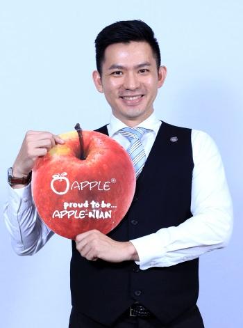 印尼蘋果旅遊执行董事 ‧ 林伟祥(Shinjo Lim)