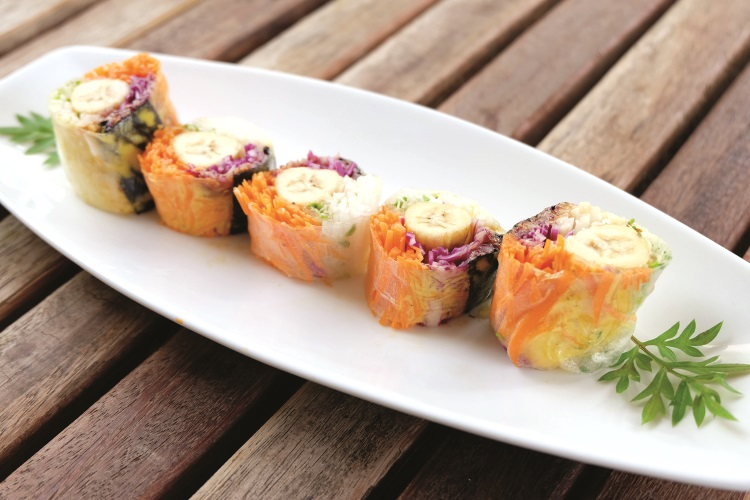 菜式天天不同,让你体会素食的美妙。