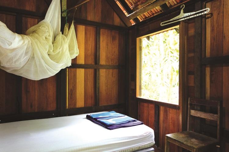 民宿的设计,让旅人与大自然紧紧结合。(p/s:温馨建议前来游玩的客人,准备手电筒和防蚊膏)[二]
