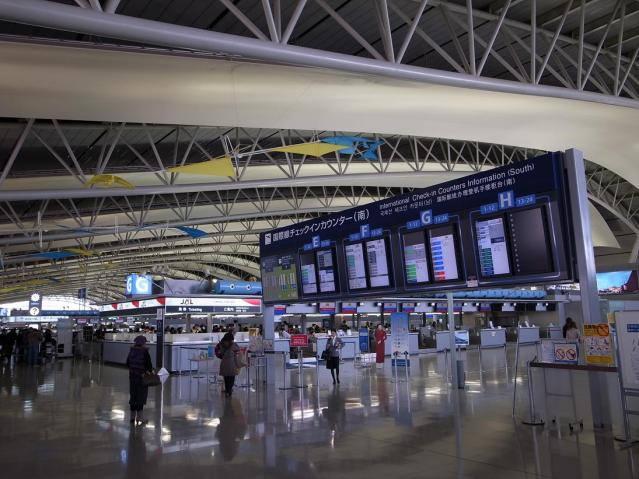机场内观(二)