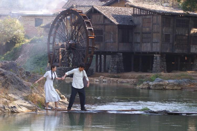因为《云水谣》这部电影,让这古镇声名大噪。