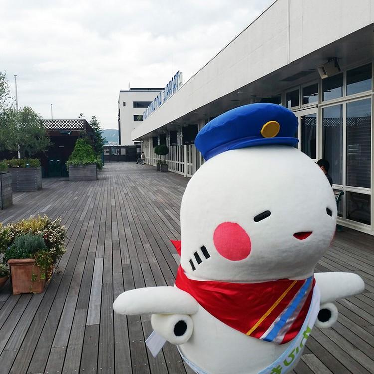 伊丹机场的吉祥物,Sora-yan!