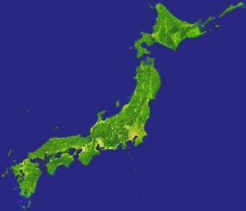 japan map rf7