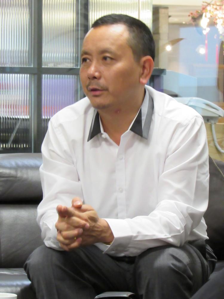 """市场营销主管-Mr.Wangchuck Tshering表示,有关不丹旅游将会以""""高品质,低成本""""为宗旨。"""