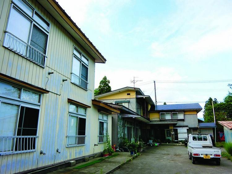 民宿处处充满了日本市井生活的气息。