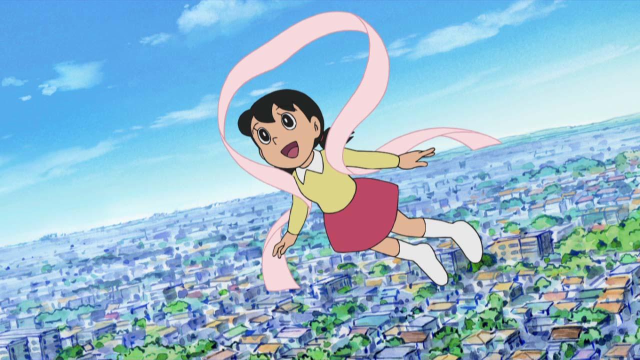 静香也客串过天女!证明天女传说已深深刻入日本人的心中。