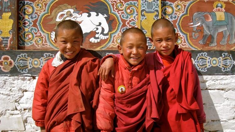 不丹之旅,同时予你身心灵全新体验和感受!